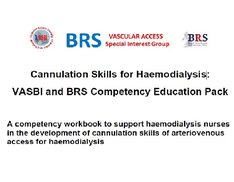 Cannulation Skills for Haemodialysis